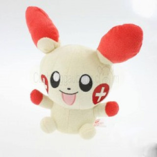 Pokemon Plusle and Minun nhồi bông 45cm
