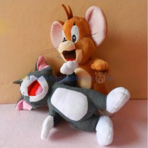 Tom and Jerry nhồi bông